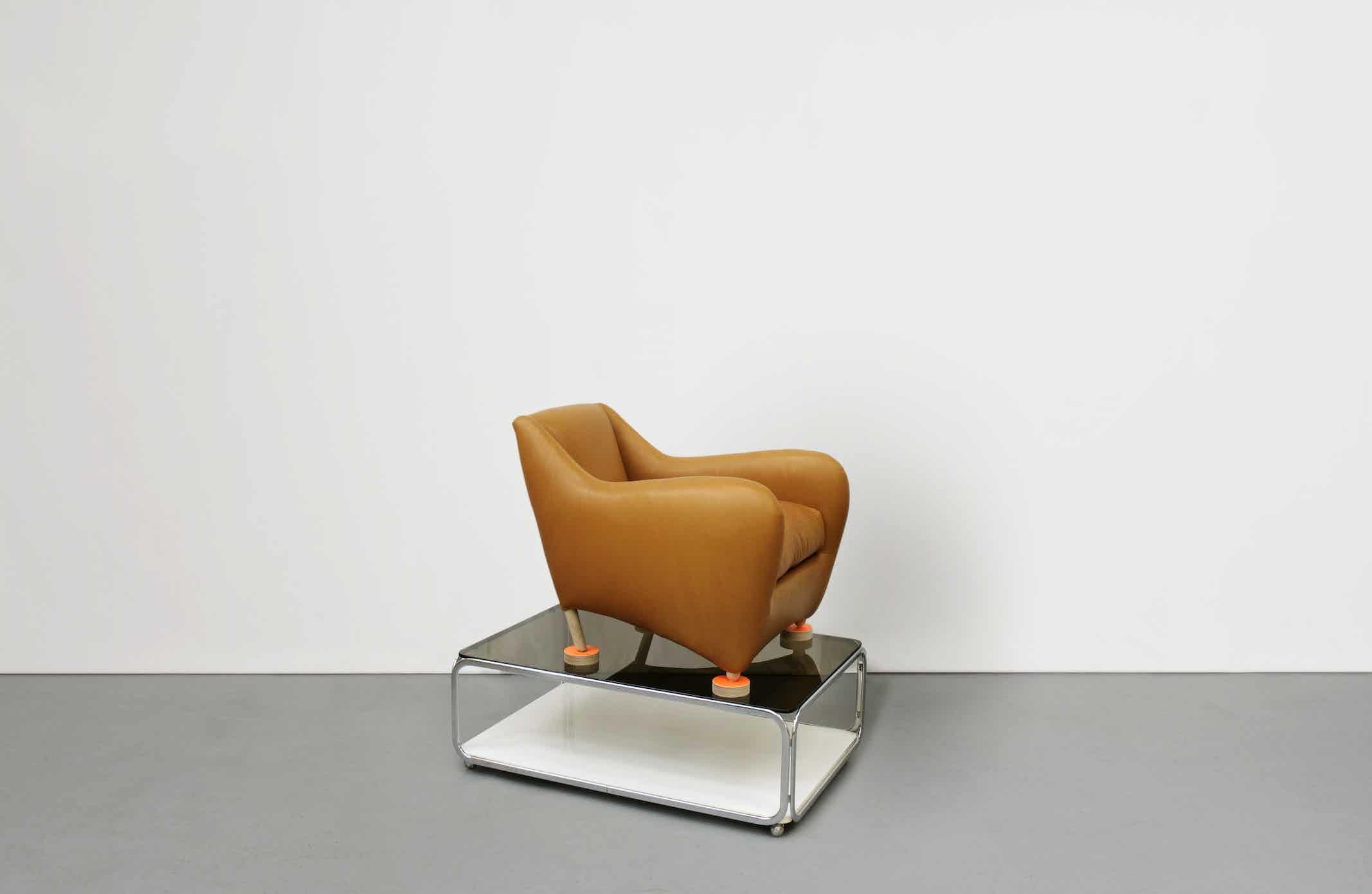 The Arrangement of Furniture Exhibit, Milan 2015.