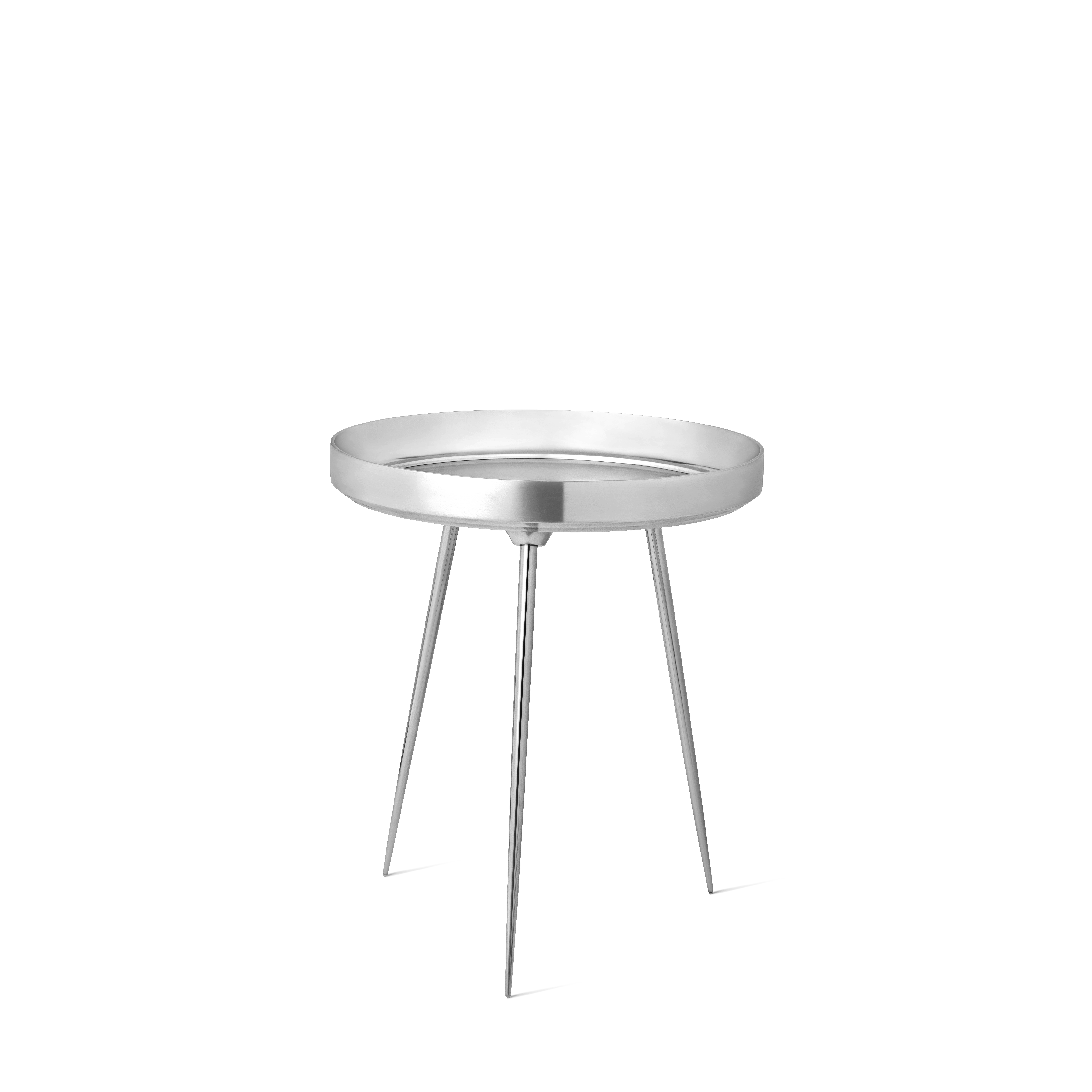 Alu Bowl Table