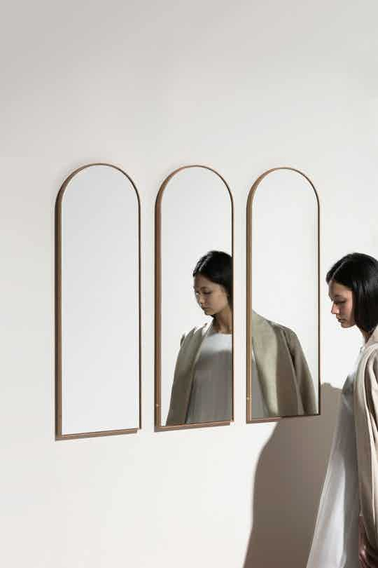 Arcade Mirrors By Bower At Haute Living