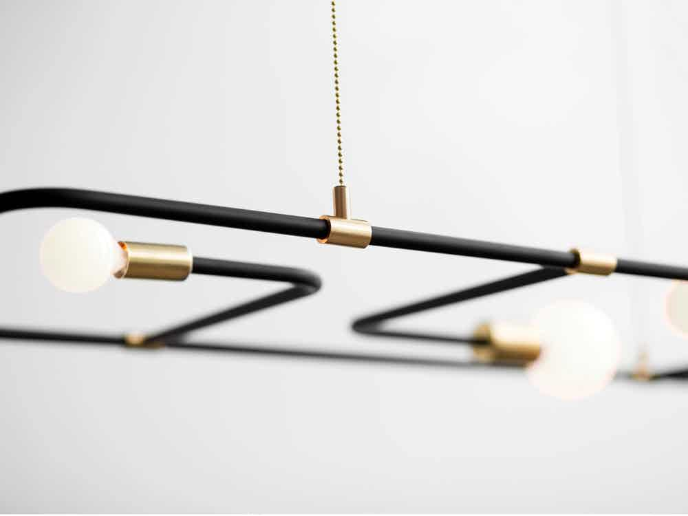 Beaubien Lamp by Lambert et Fils