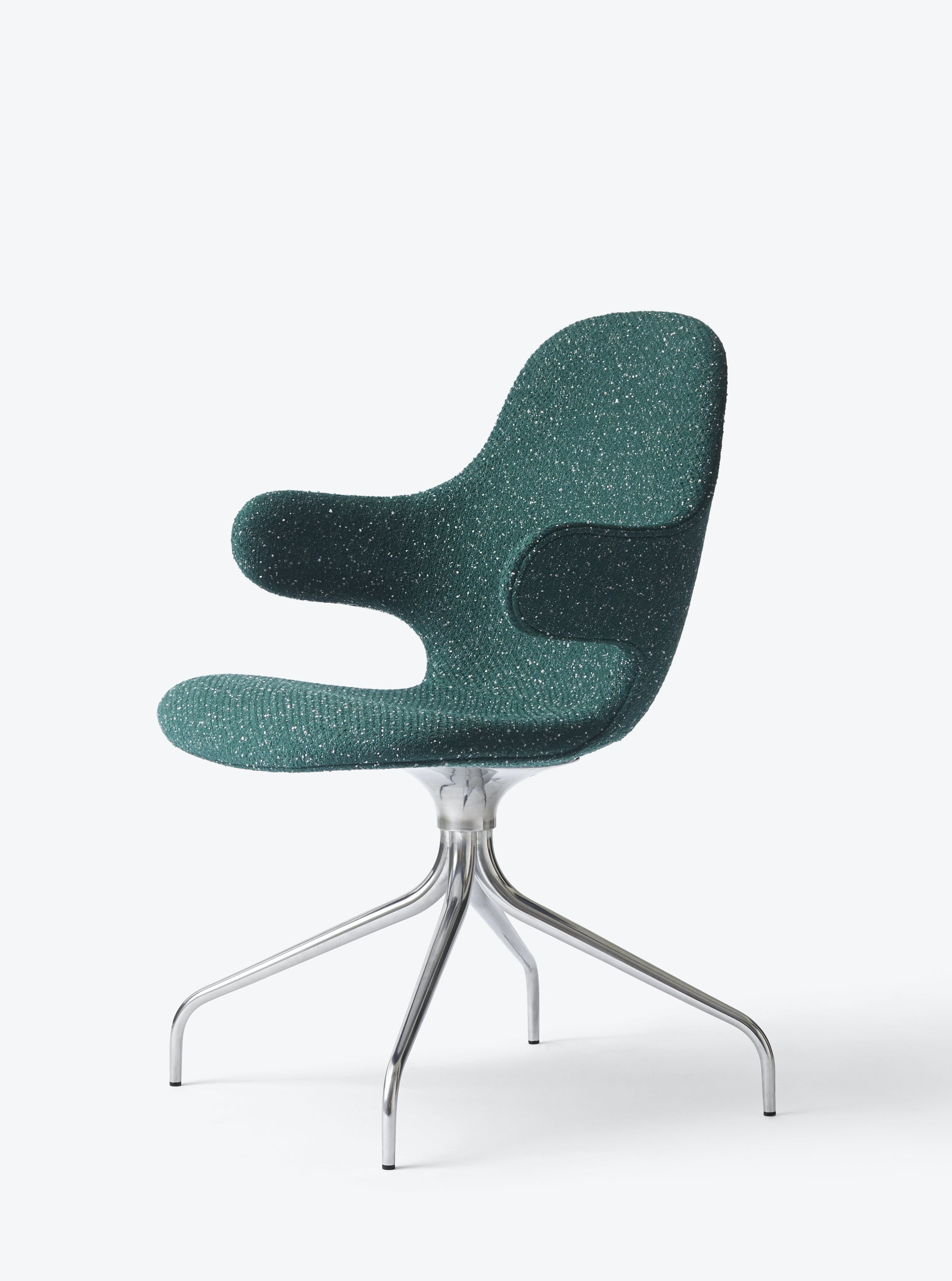 Catch Chair Jh2  Aluminium Dark Green 02