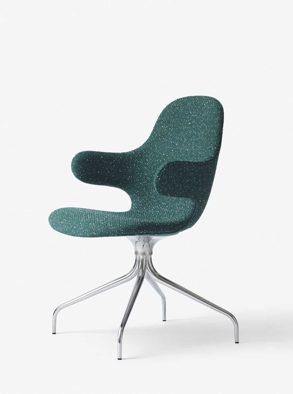 Catch Chair Jh2  Aluminium Dark Green 02