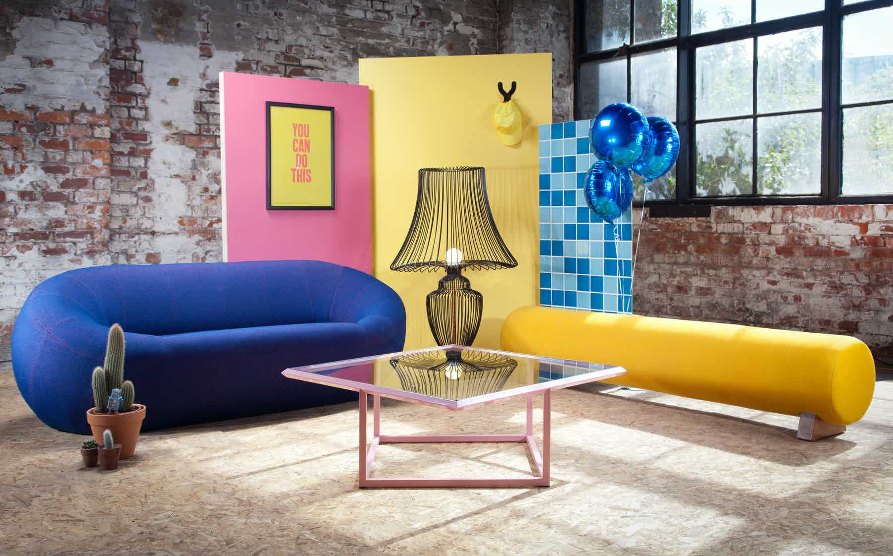Capsule Sofa By Deadgood At Haute Living
