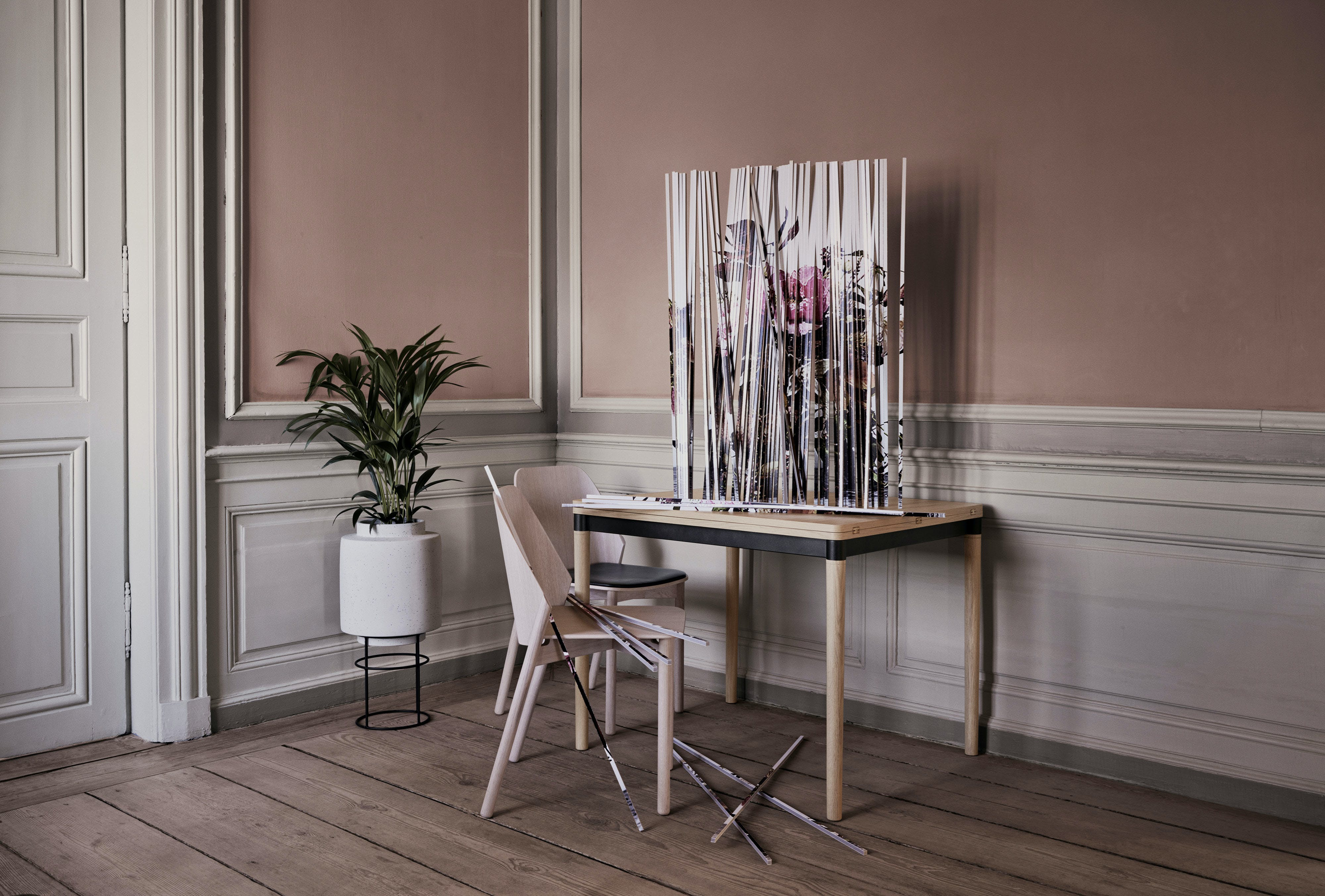 Doubleup Dining Table By Bolia At Haute Living