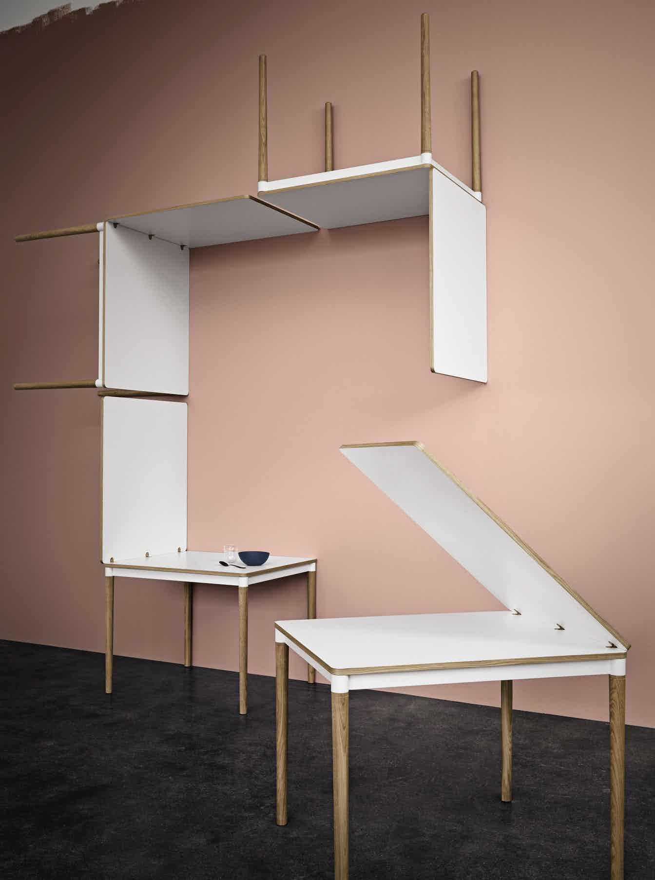 Doubleup Table By Bolia At Haute Living