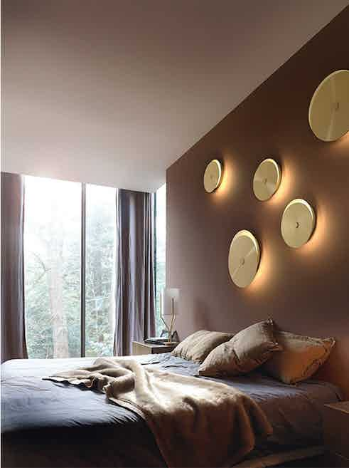 Eclipse Wall Light Cvl Haute Living