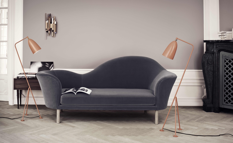 Grand Piano Sofa By Gubi At Haute Living