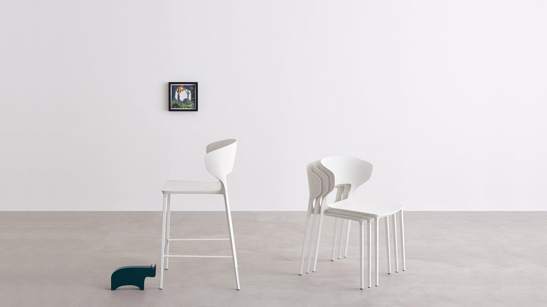 Koki Chair By Desalto At Haute Living