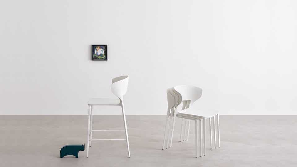 Koki Chair By Desalto At Haute Living