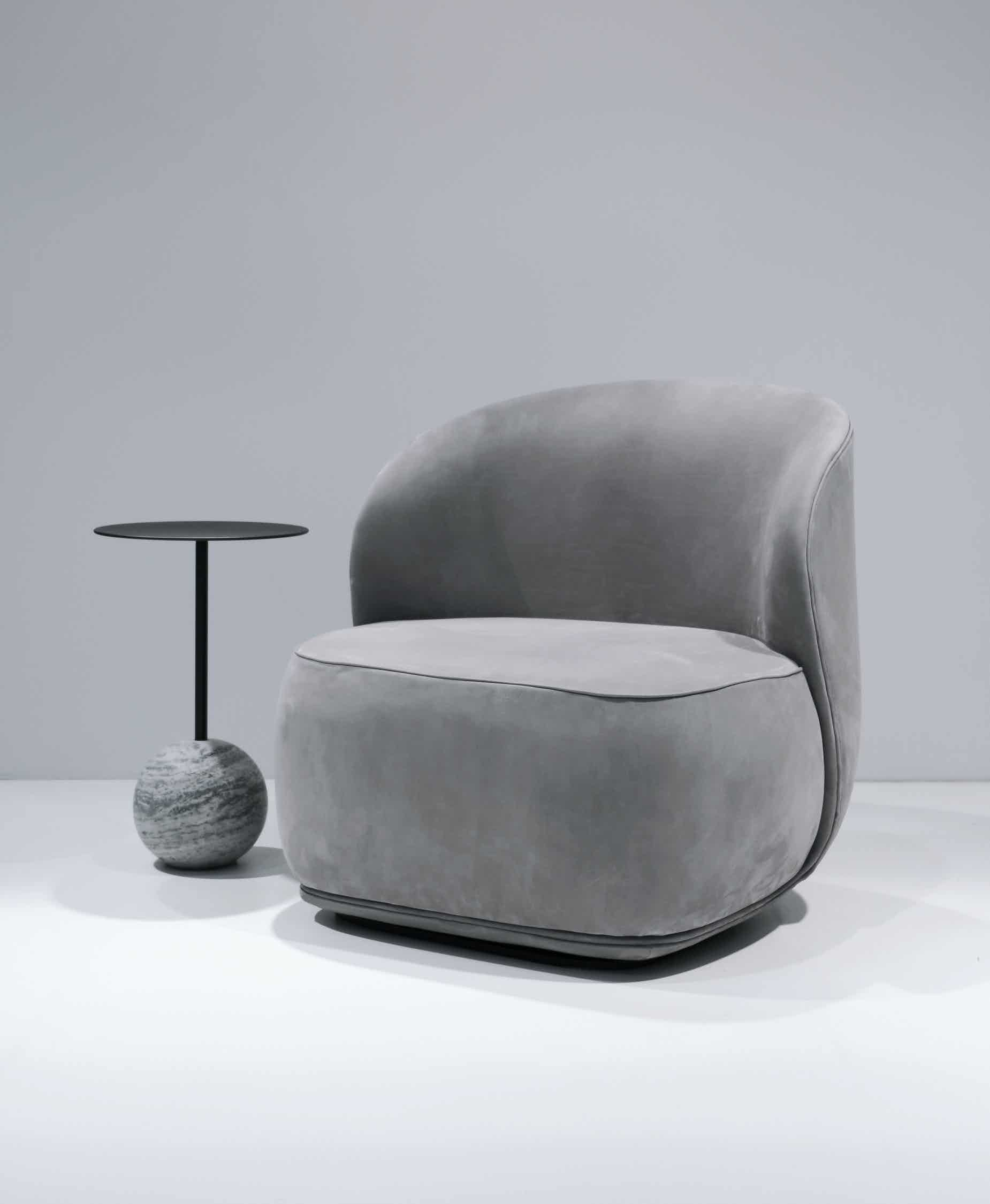 Lapipe Lounge Nubuck 01