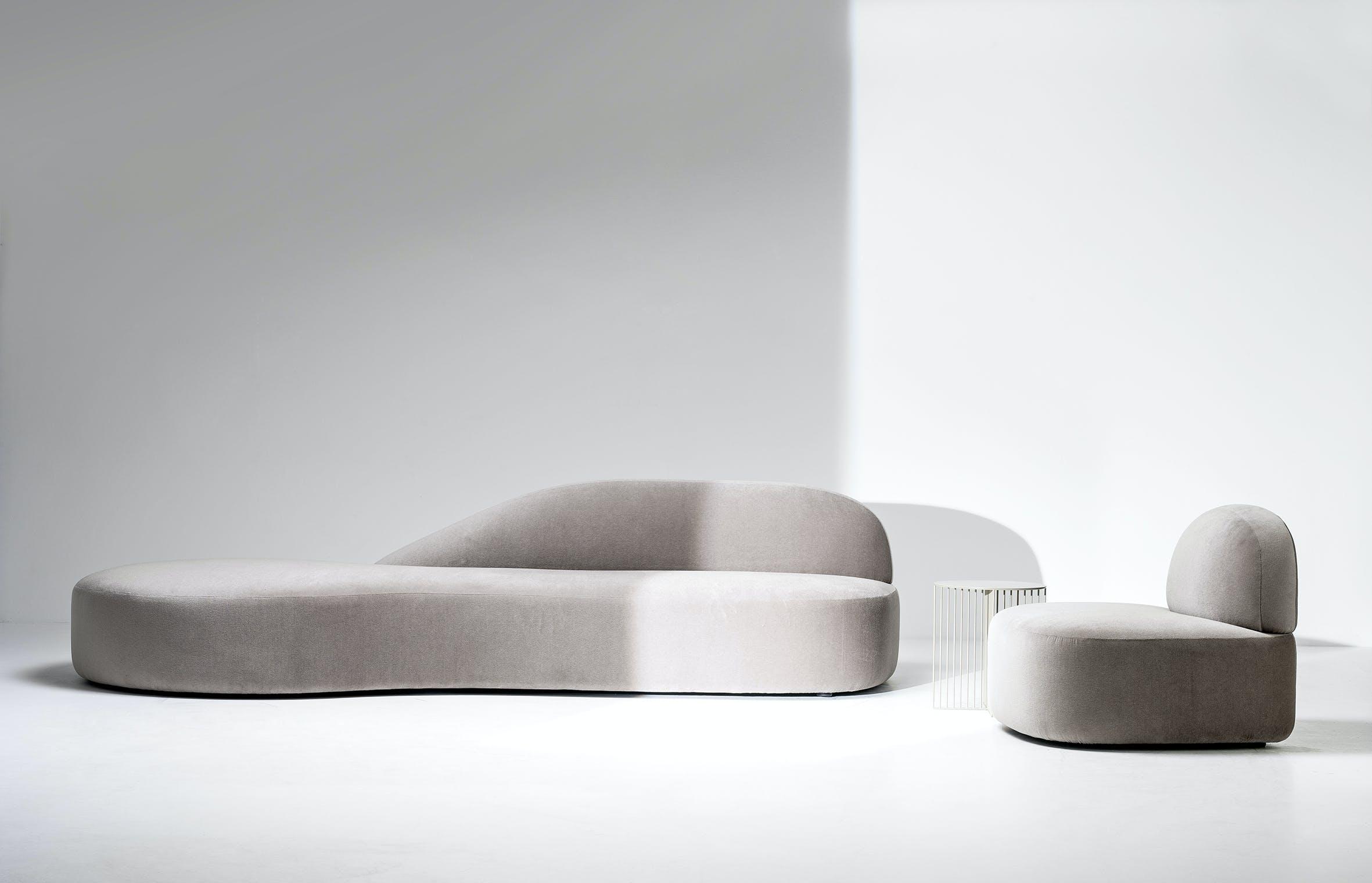 Guest Sofa by La Cividina
