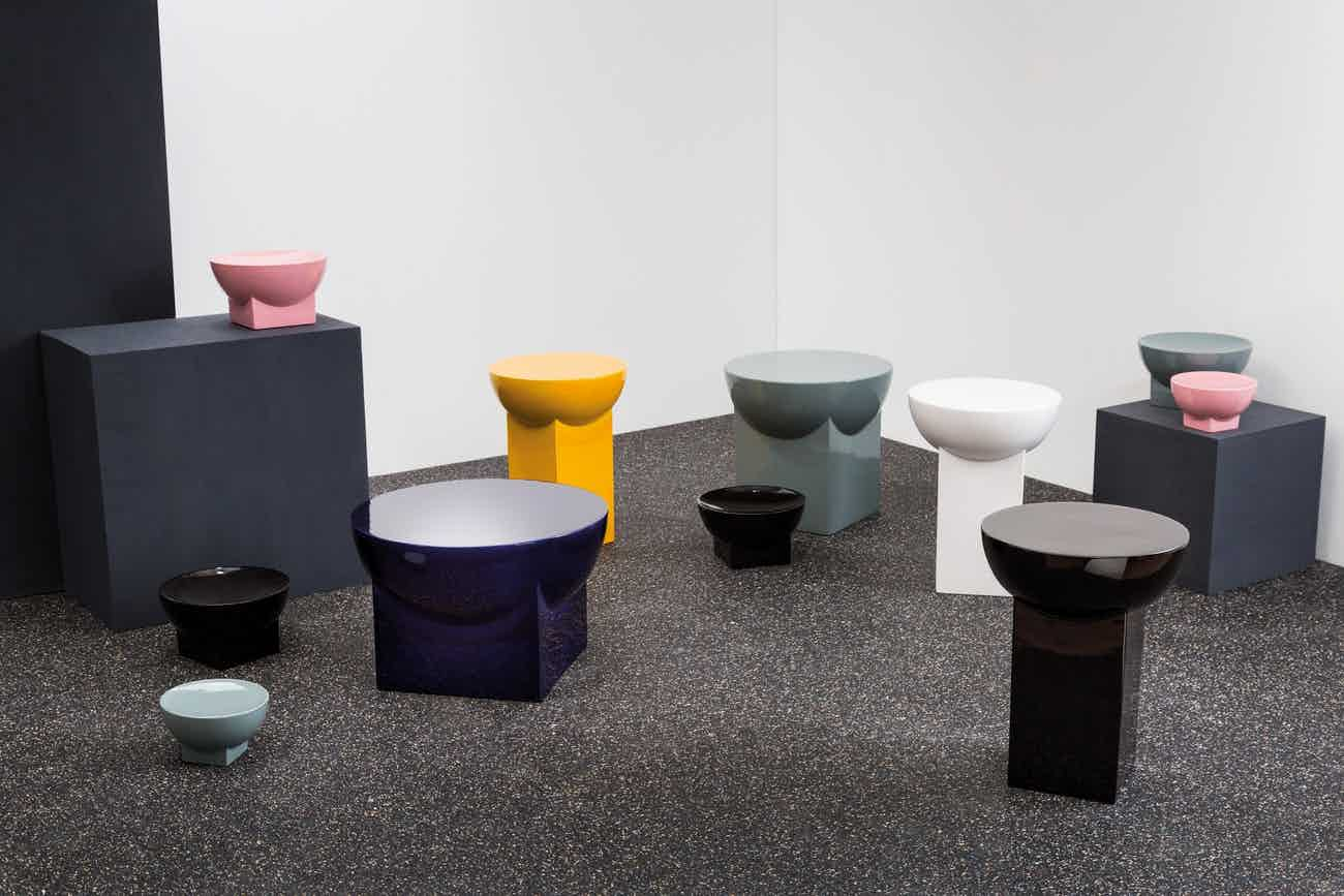 Mila Tables By Pulpo At Haute Living