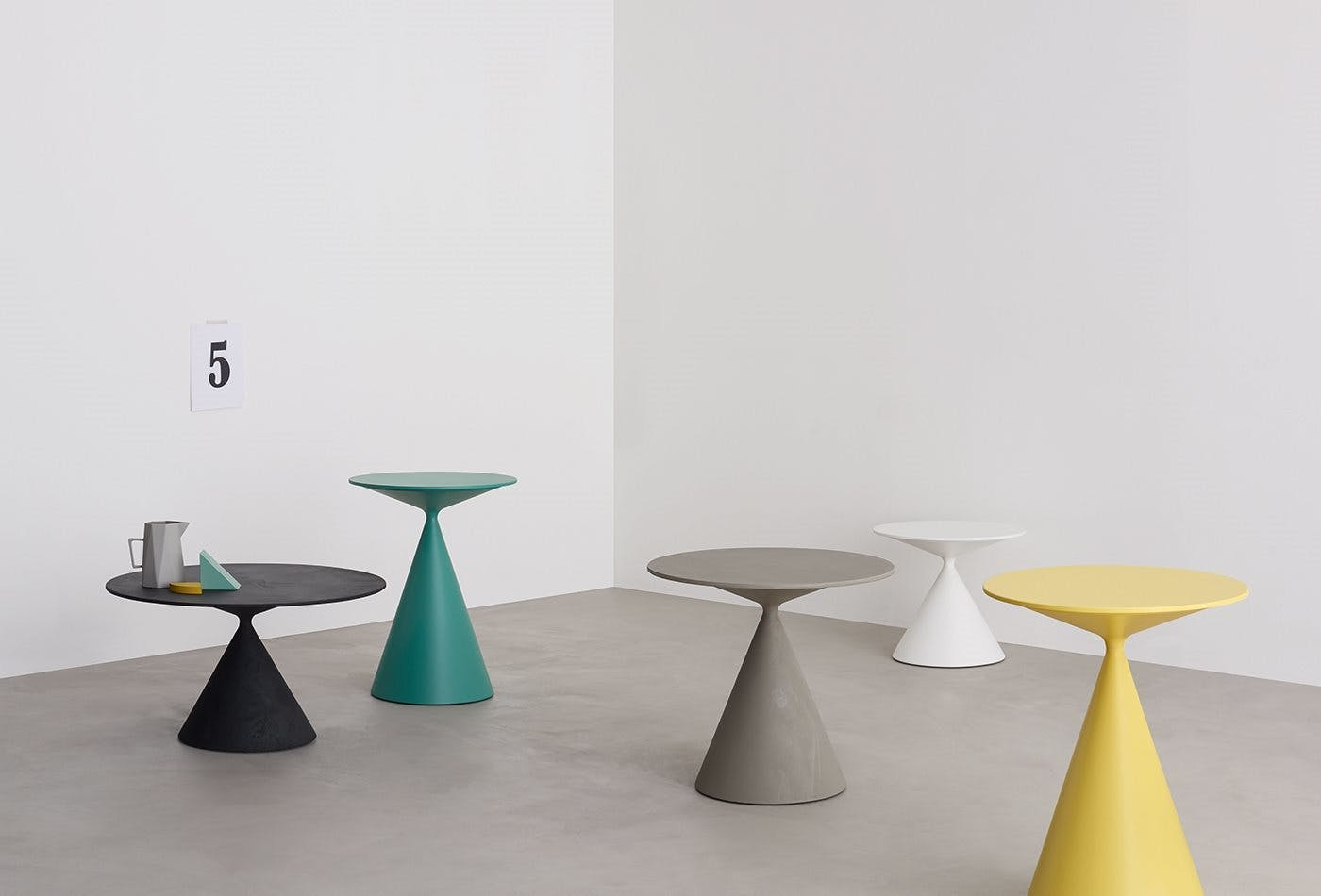 Mini Clay Table By Desalto At Haute Living