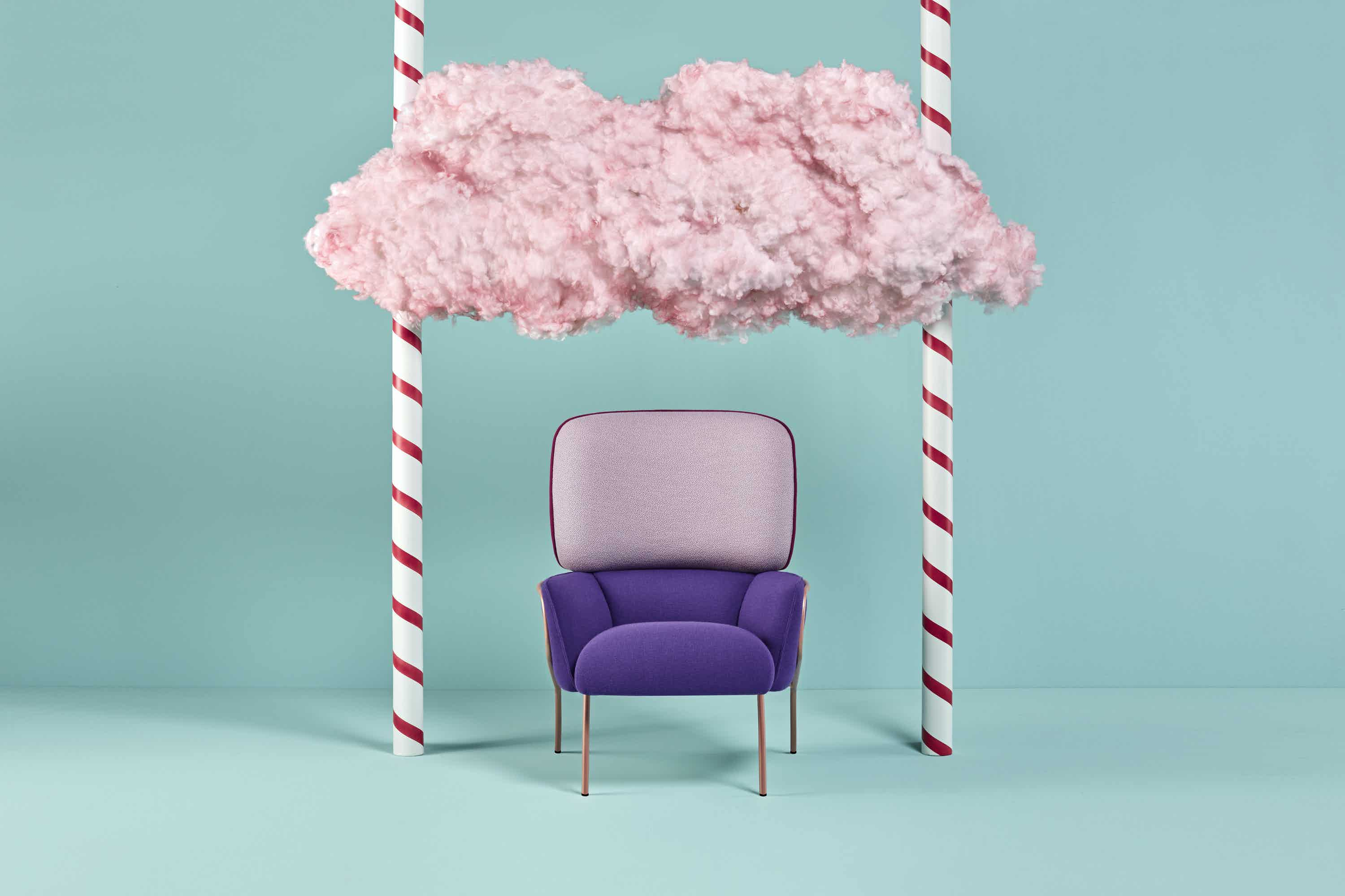 Missana Cotton Chair Haute Living