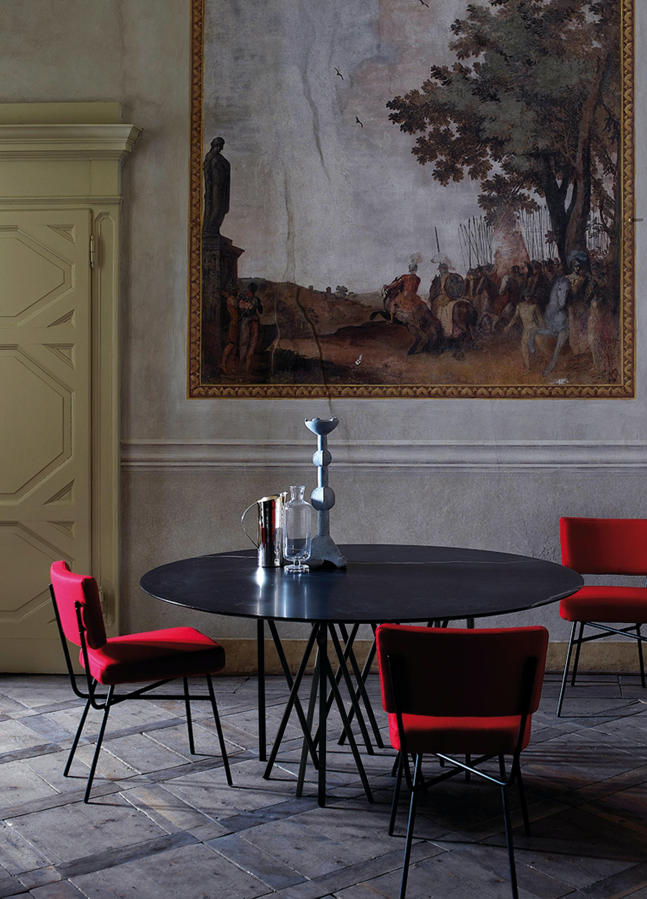 Octopus Table By Arflex At Haute Living