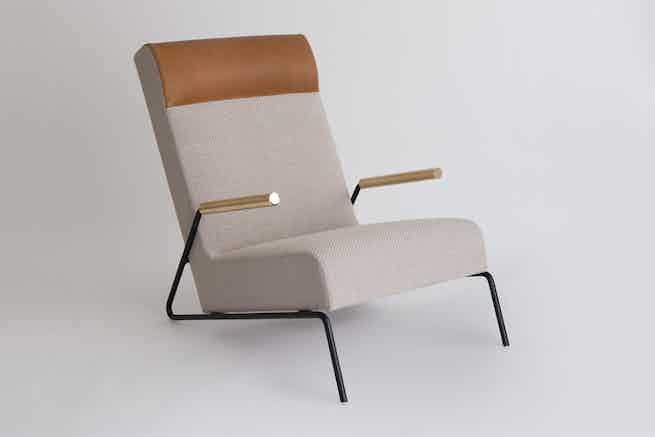 Phase Design Reza Feiz Kickstand Lounge 1 Chair 3