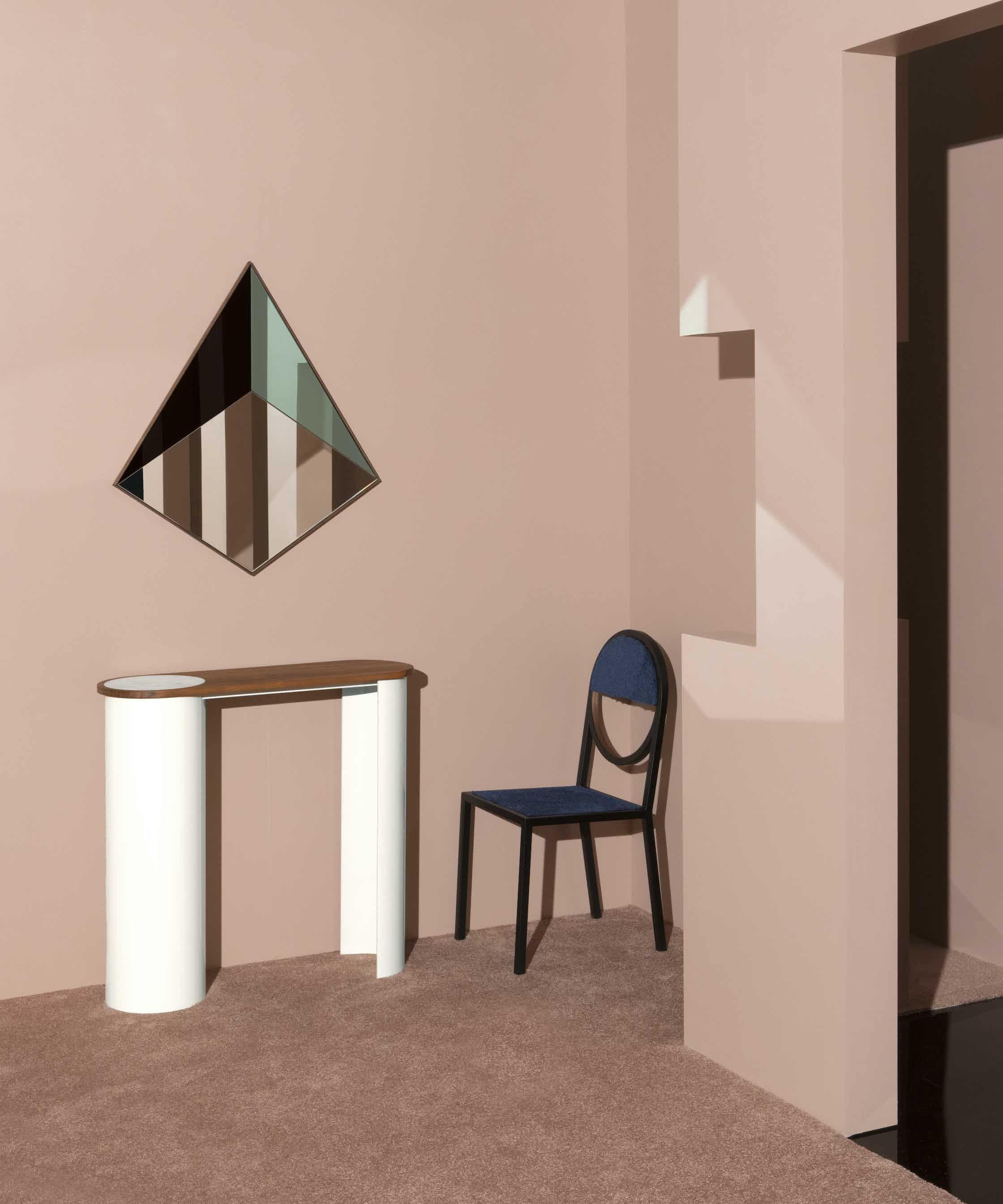 Pyramid Mirror Photo By Charlie Schuck 1