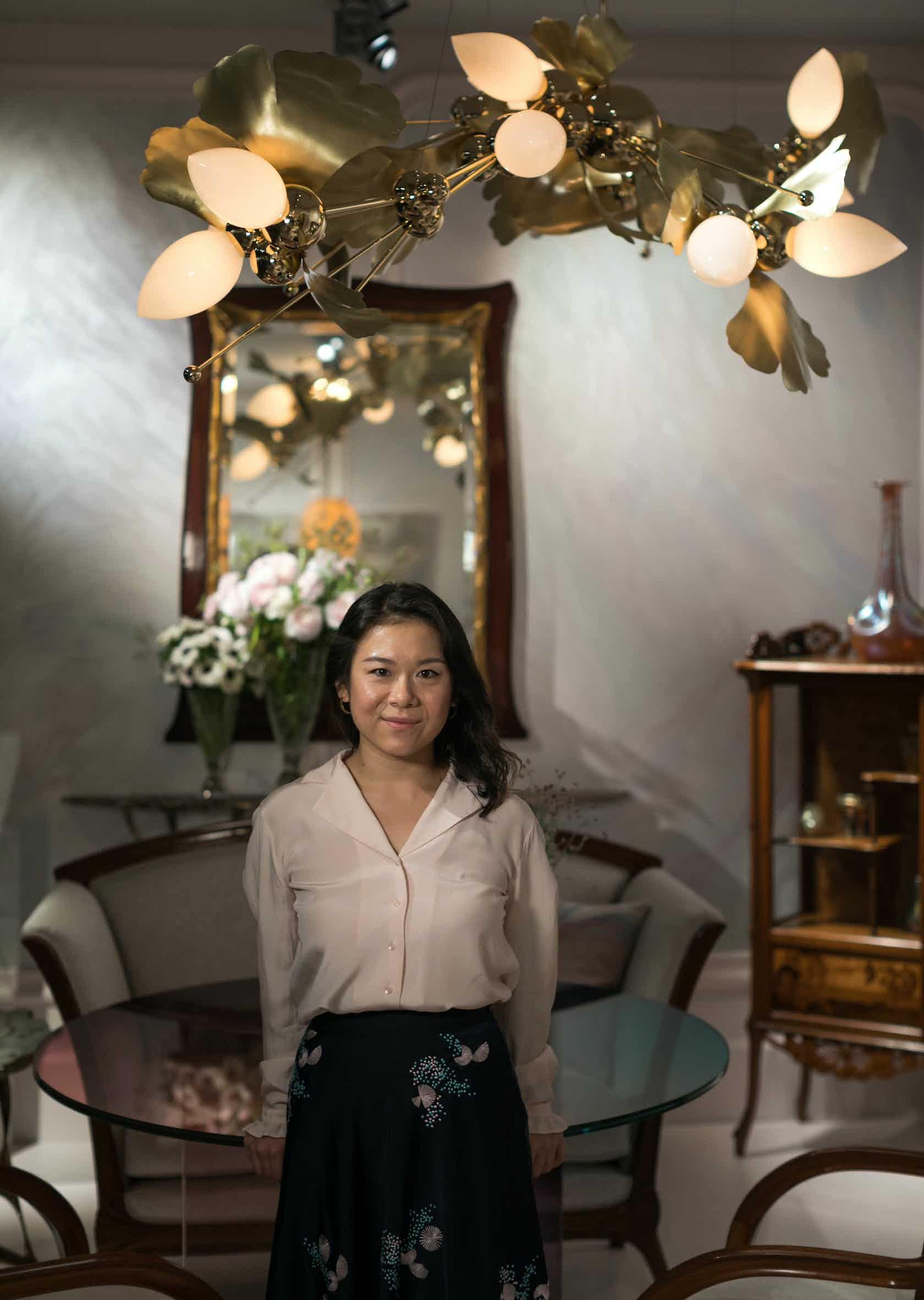 Rosie Li Portrait