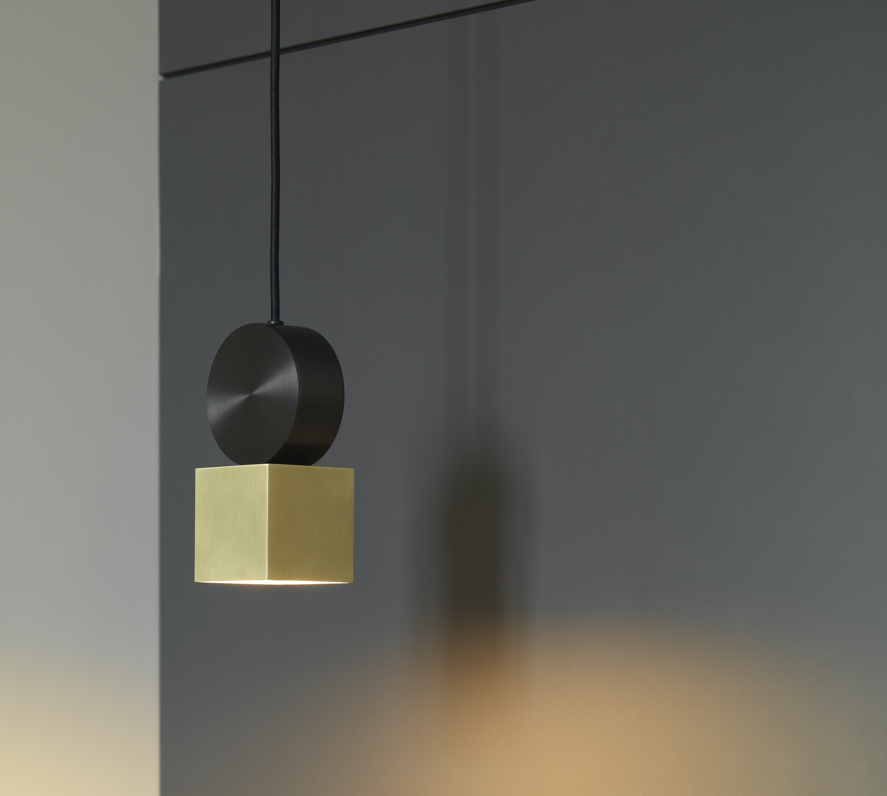 Calé(e) suspension by CVL Luminaires