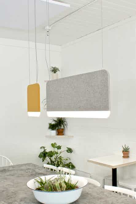 Slab Lights By Andlight At Haute Living