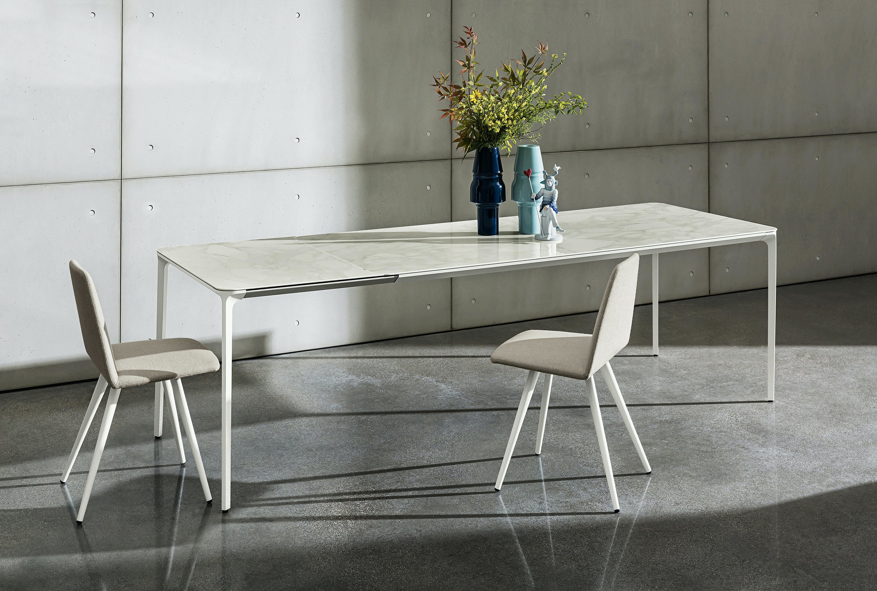 Slim Extensible Dining Table By Sovet At Haute Living