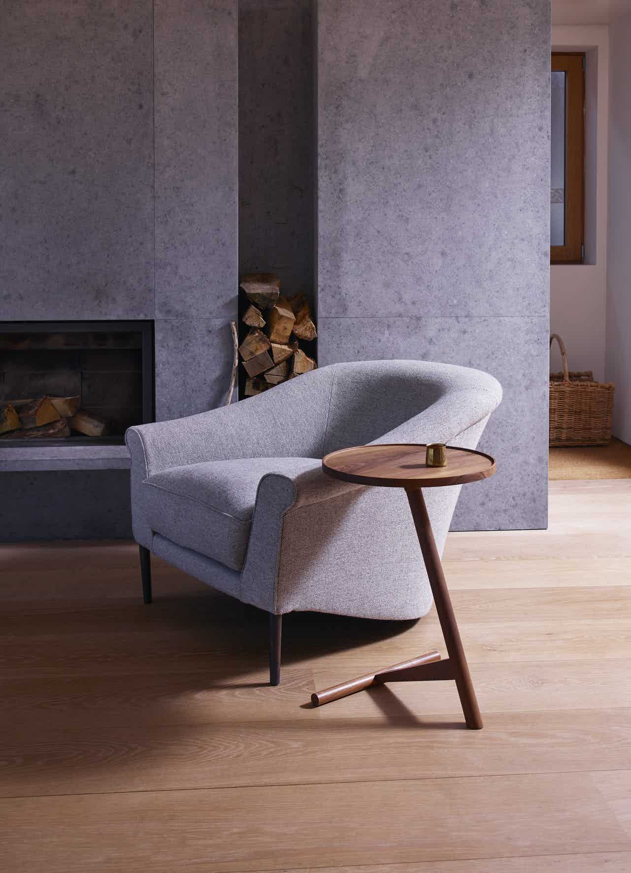 Solstice Armchair By Matthew Hilton For Scp