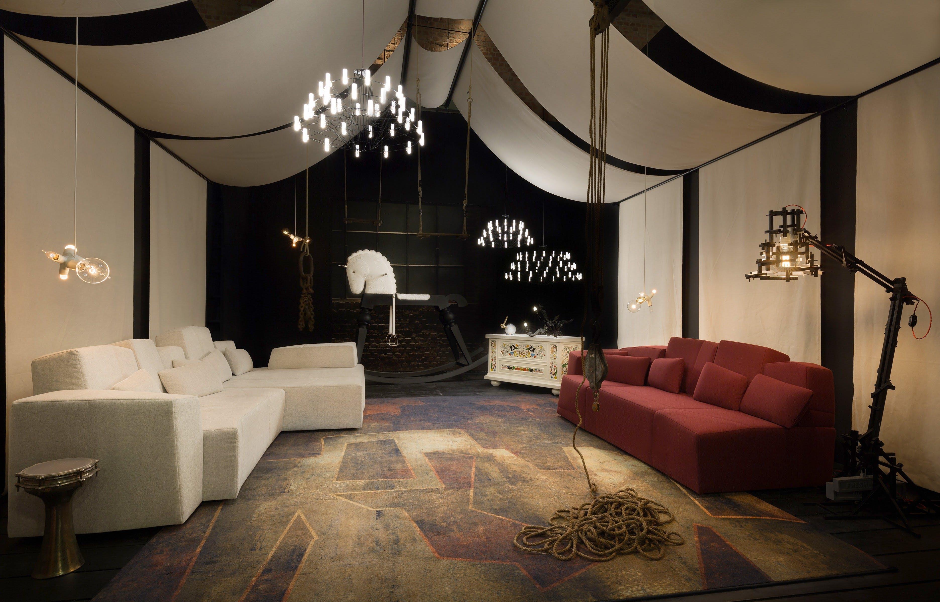 Something Like This Sofa By Moooi At Haute Living