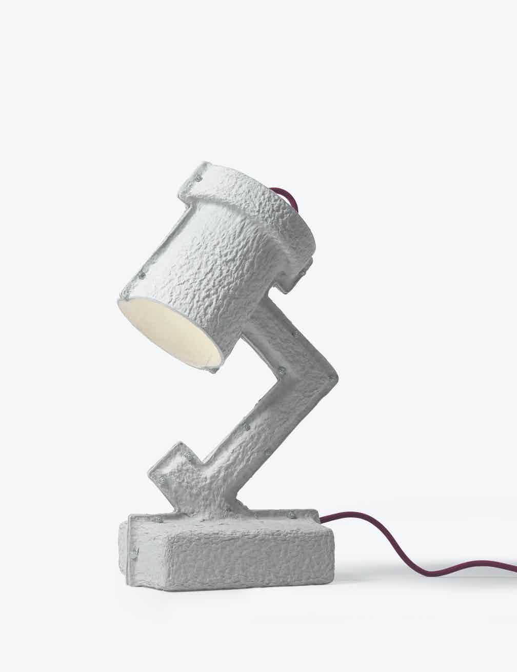 Trash Me Lamp
