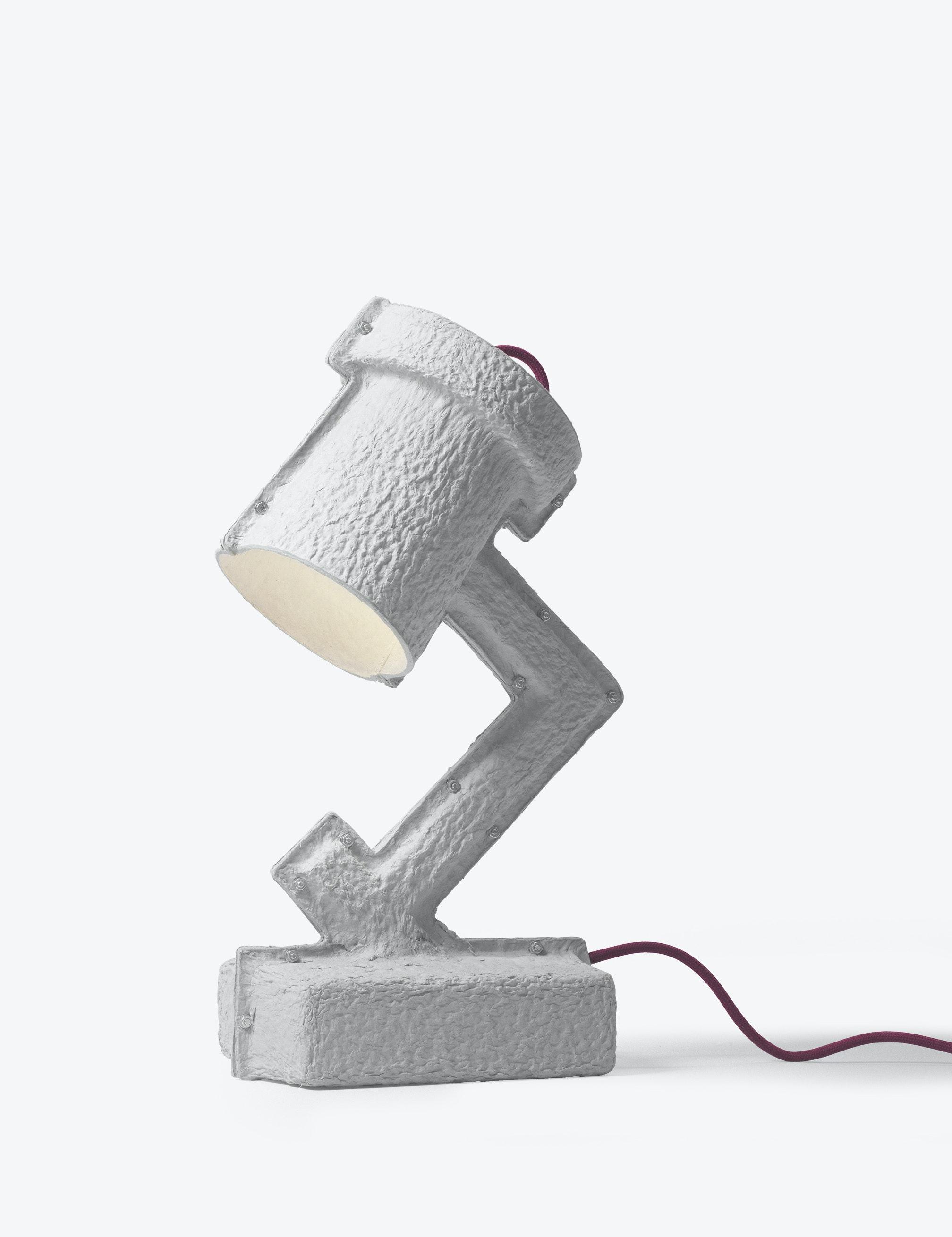 Trash Me Lamp