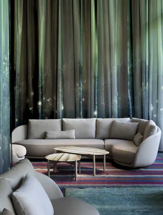 The Heath Sofa By Linteloo At Haute Living