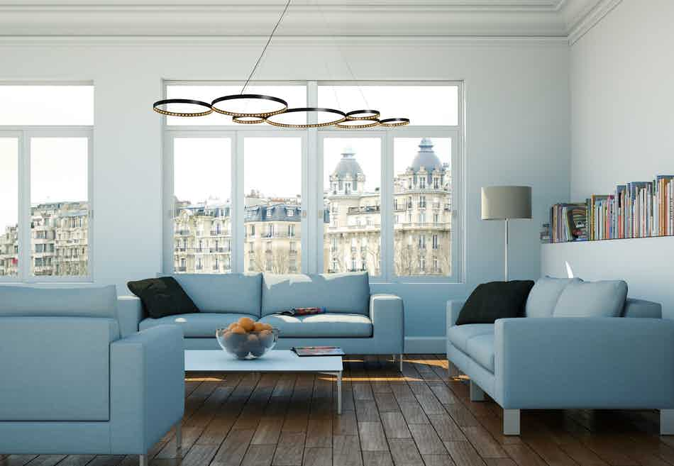 The Ultra 8 Hanging Lamp By Le Deun Luminaires At Haute Living