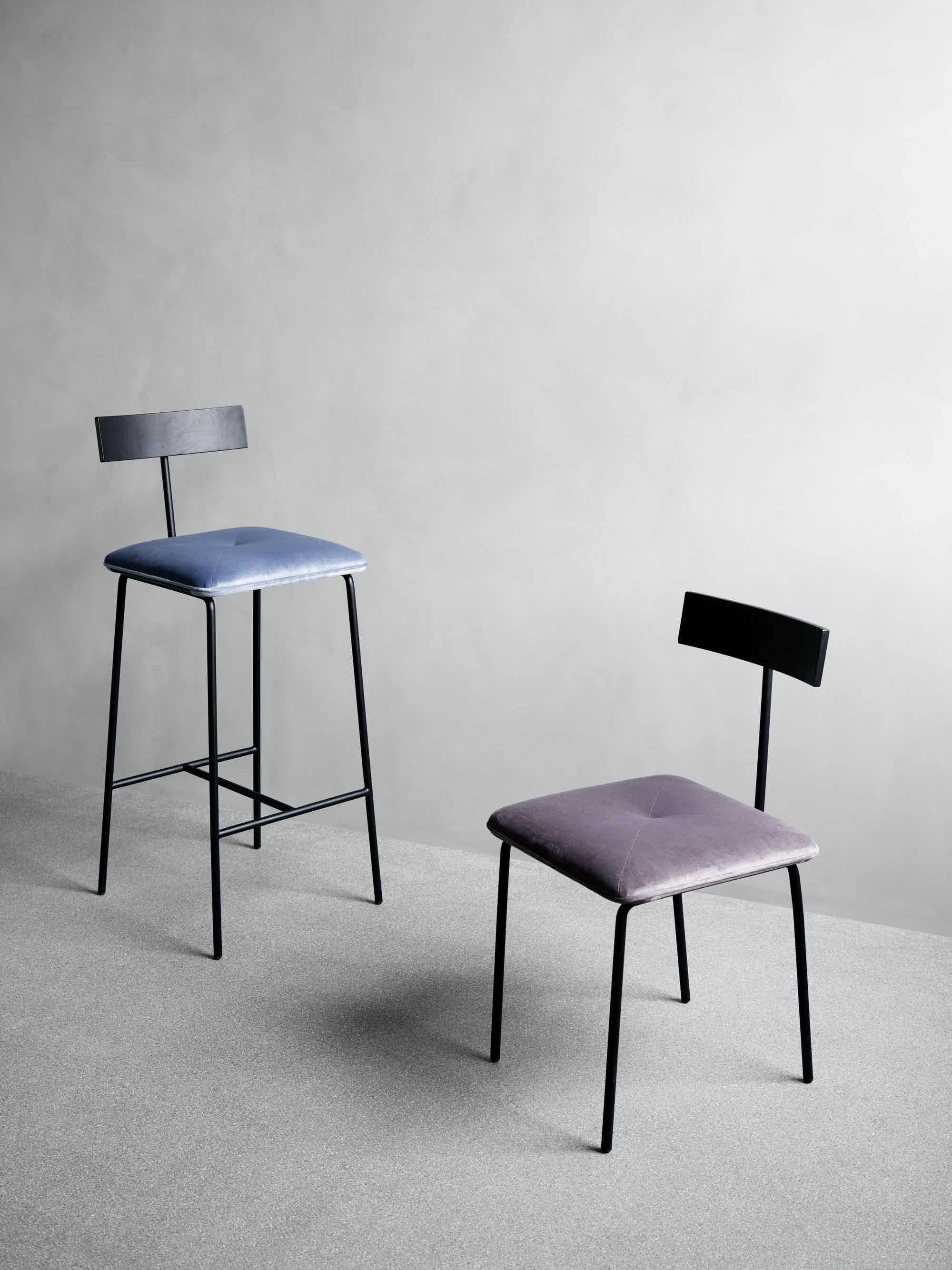 Tip Toe Chair By Won At Haute Living