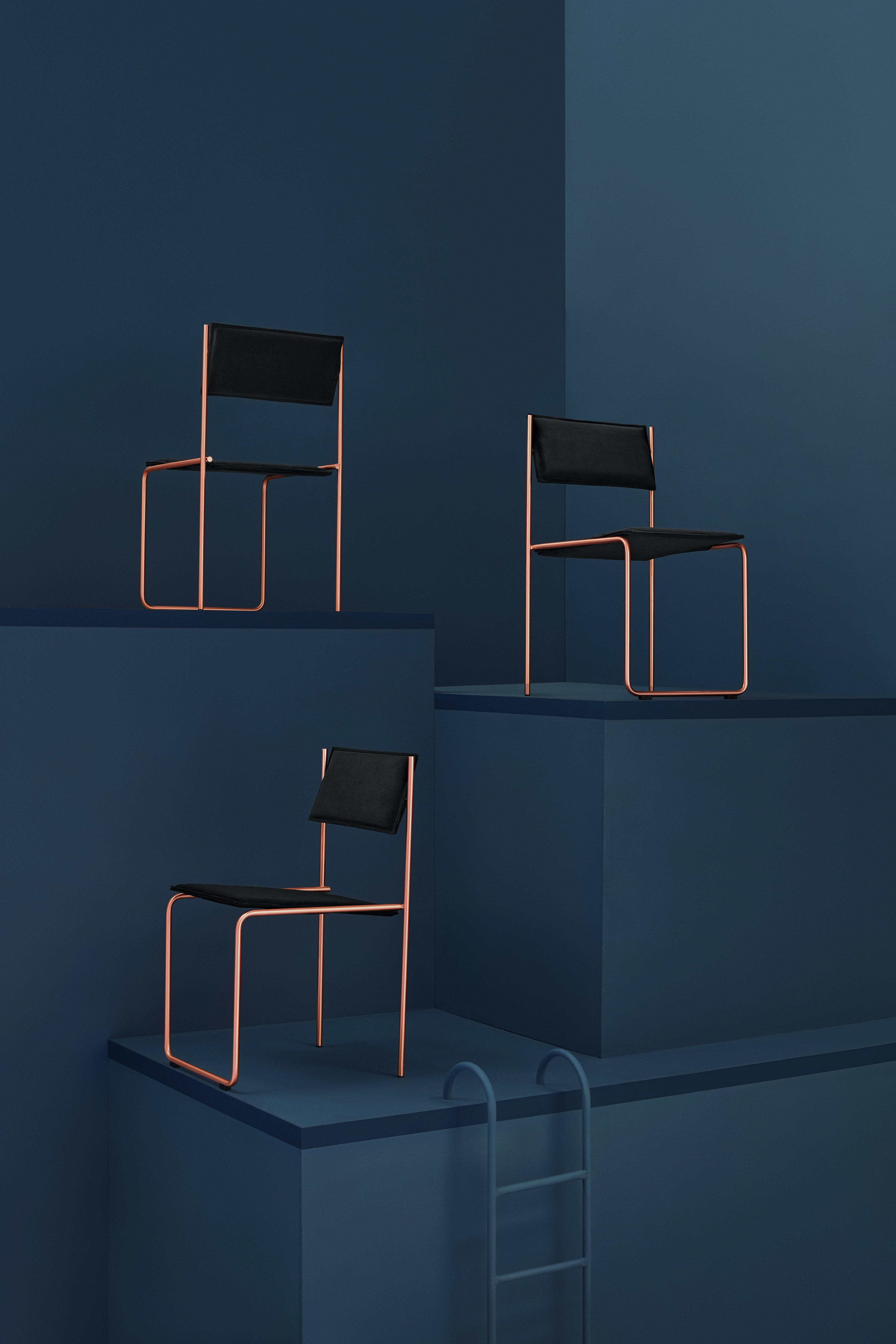 Trampolin Chair By Missana At Haute Living
