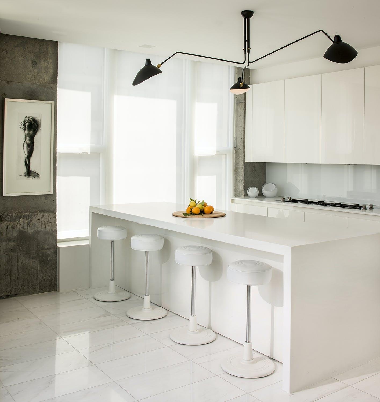 Vaintrub Residence Kitchen