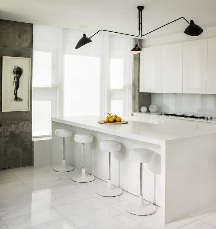 Vaintrub Residence Kitchen