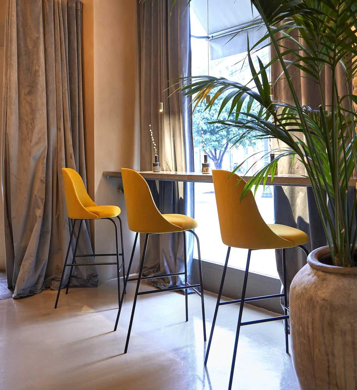 Viccarbe Aleta stool by Jaime Hayon 5