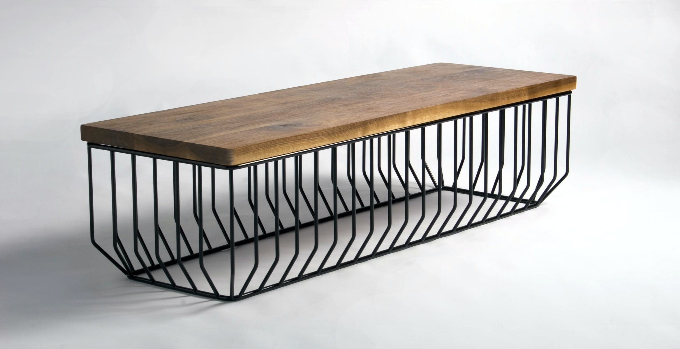 Wired Bench by Phase Design