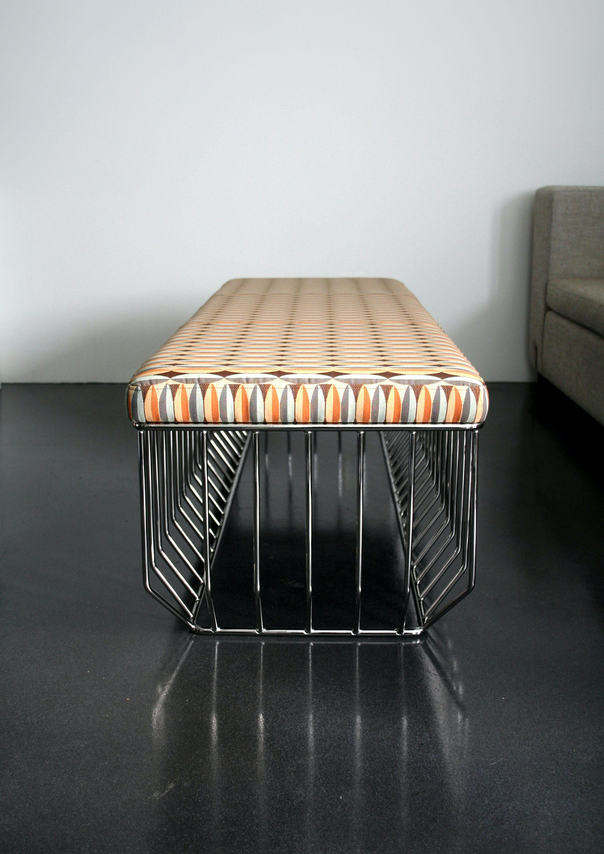 Wired Bench