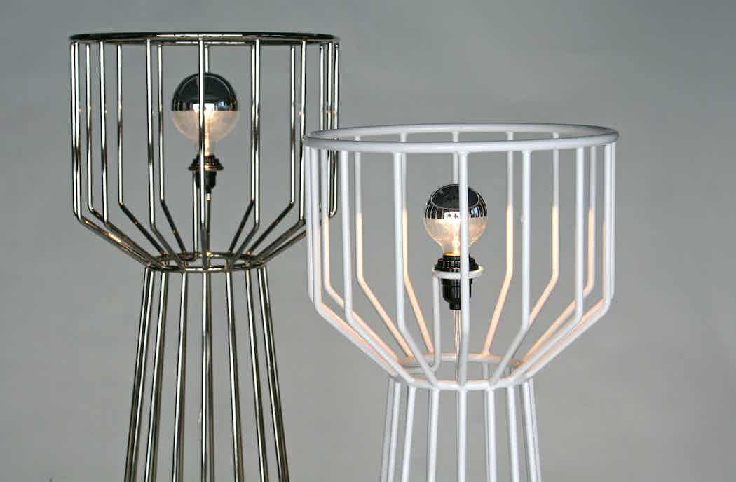 Wired Floor Lamp by Phase Design