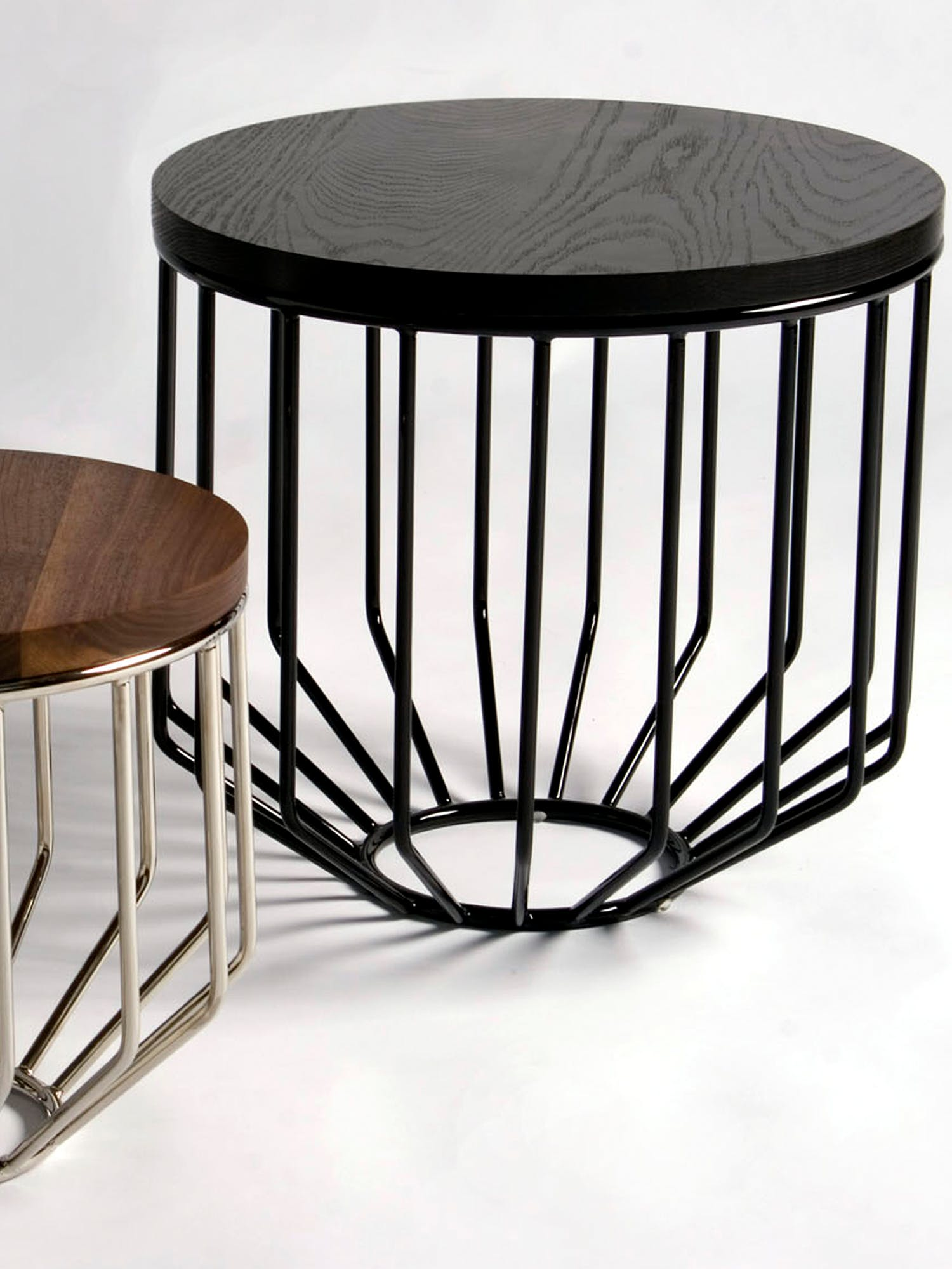 Wired Side Table