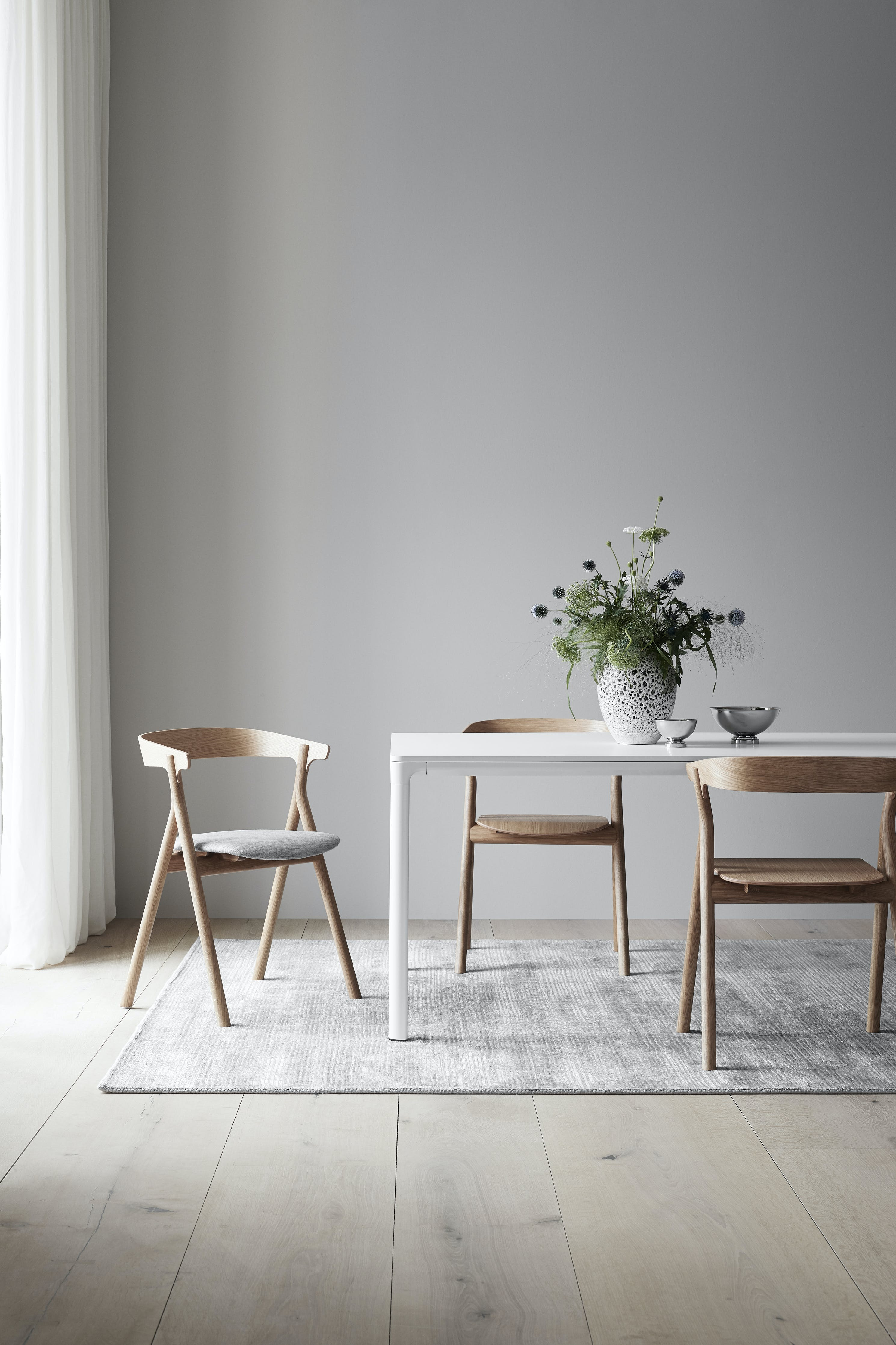 Yksi Chair By Fredericia At Haute Living