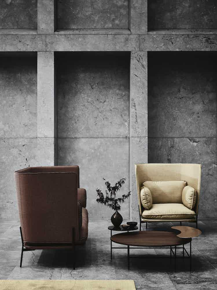 Andtradition cloud high back lounge chair insitu haute living