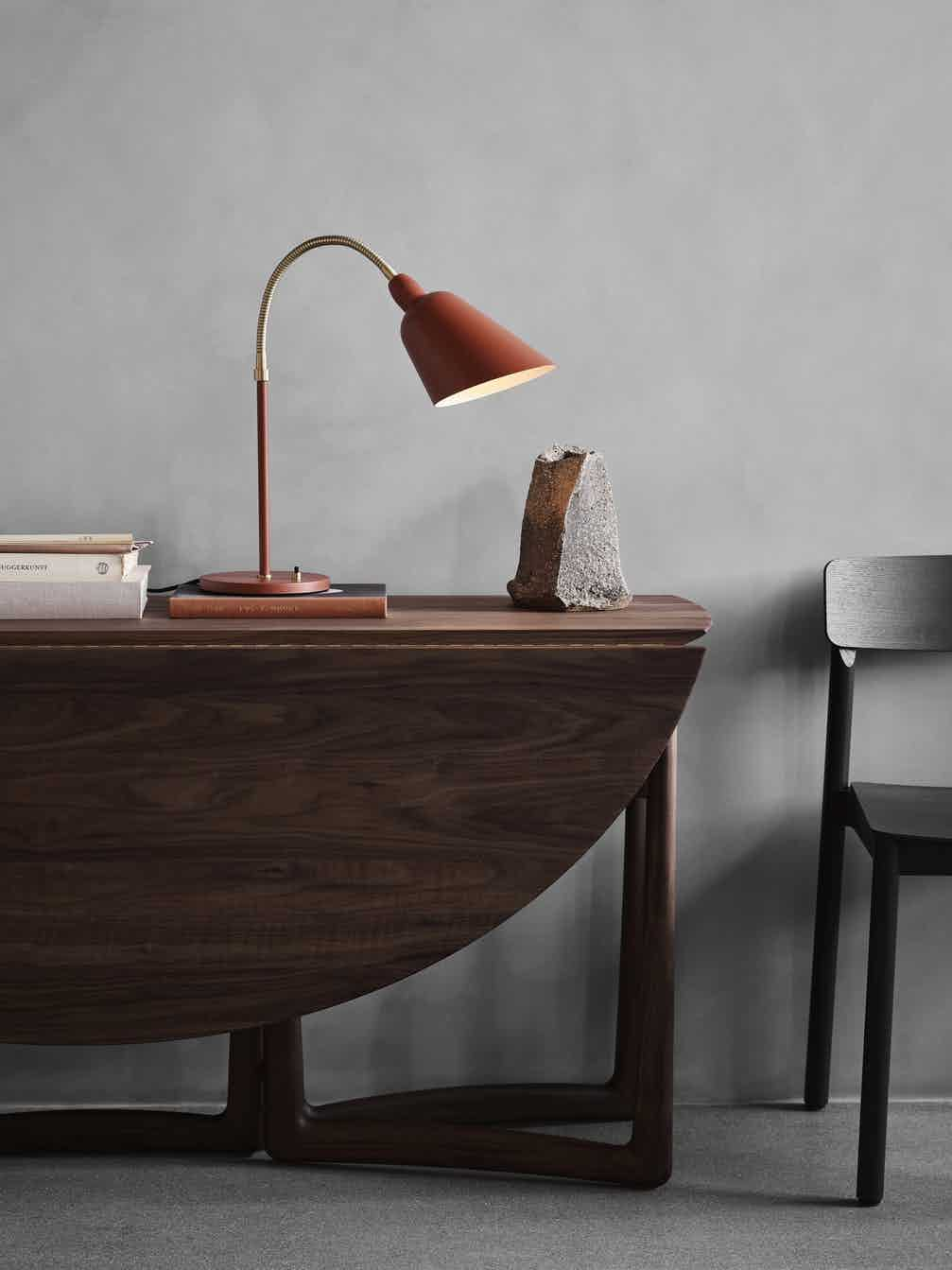 Andtradition drop leaf table hm6 dropped insitu haute living