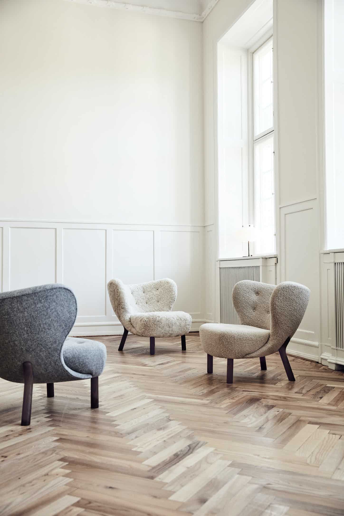 Andtradition petra chair insitu group haute living