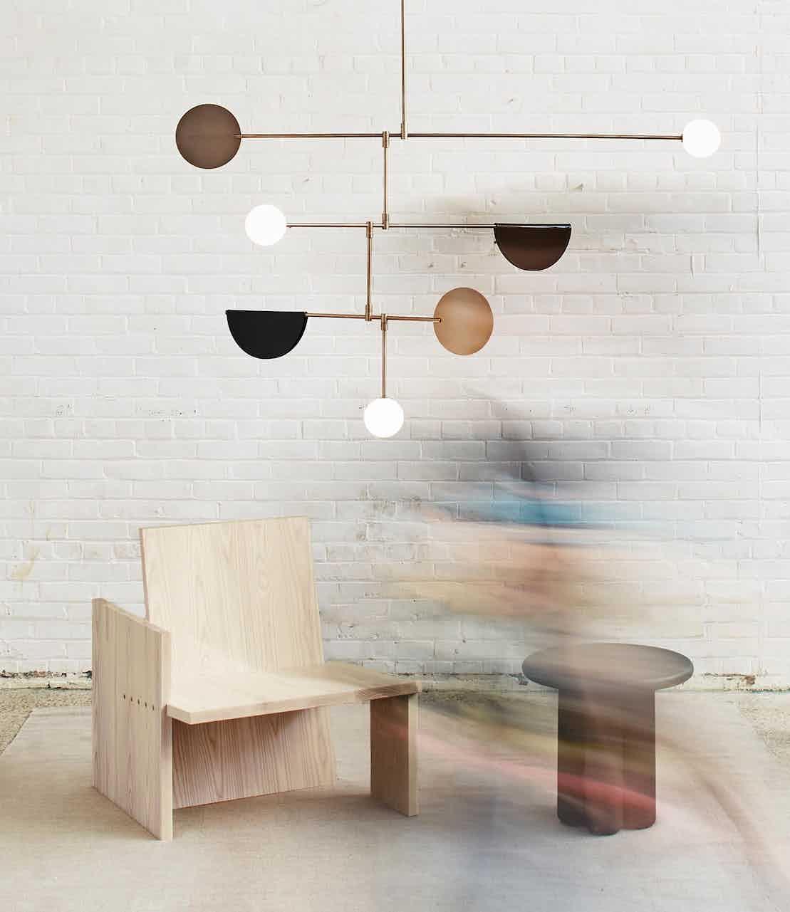 Anony phase chandelier insitu blur haute living