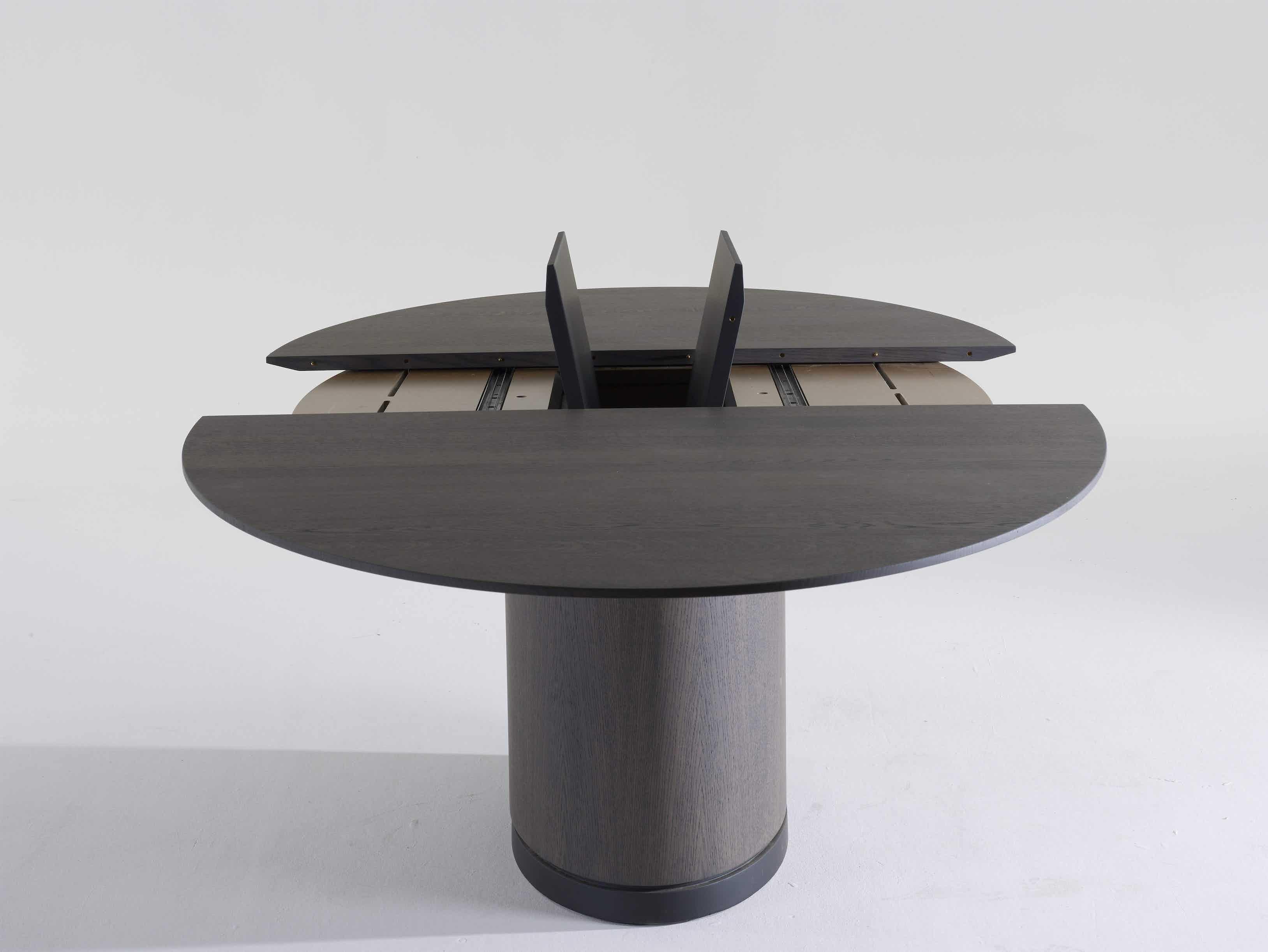 Arco furniture spazio table side haute living