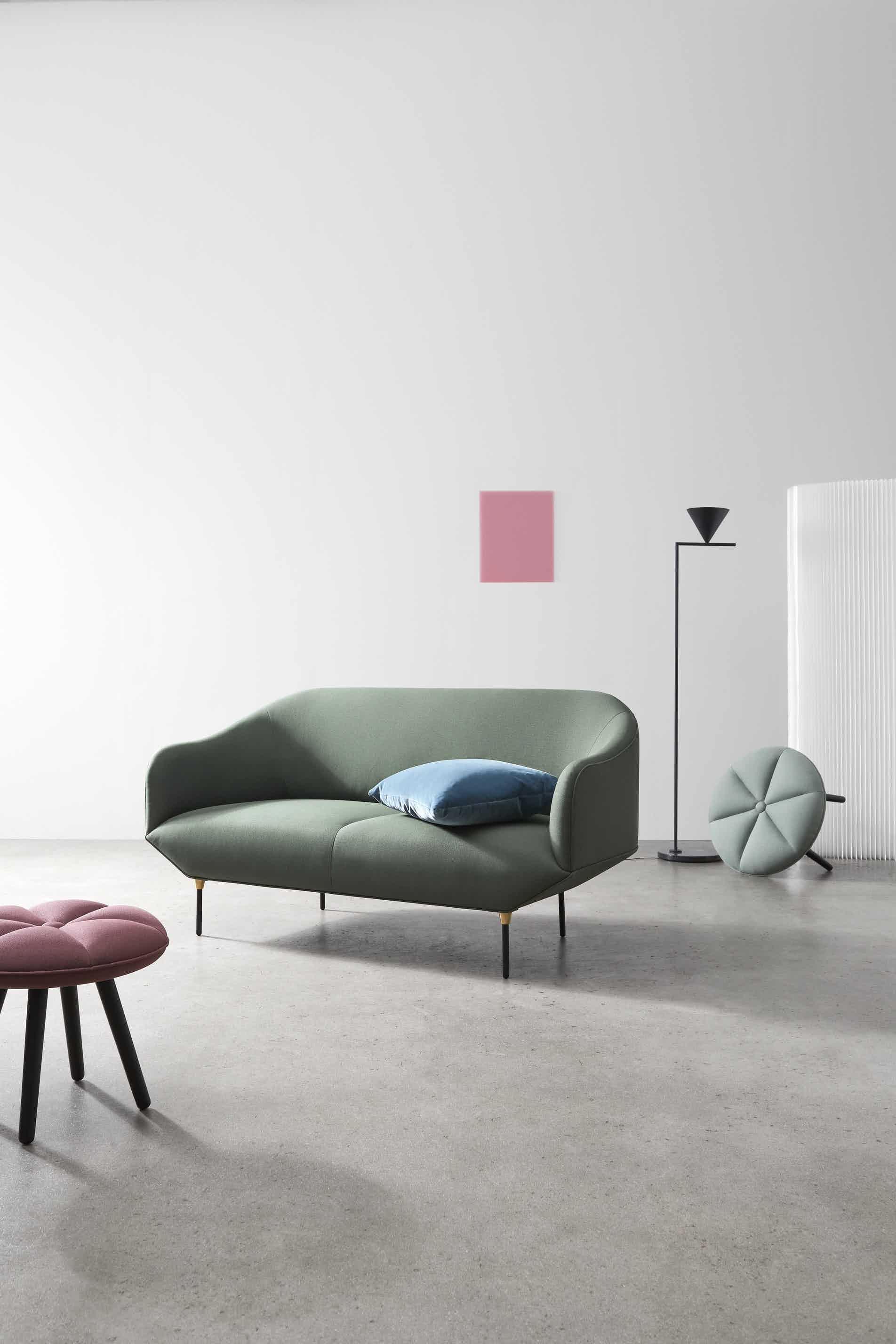Bale sofa by won haute living chicago