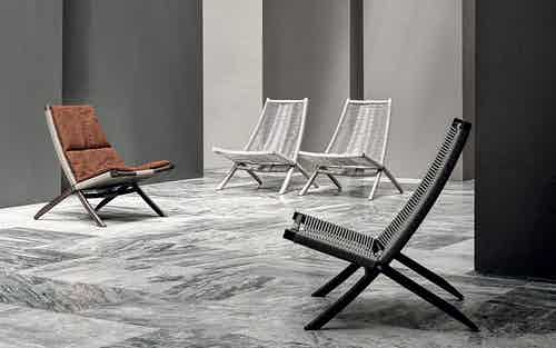Huli lounge Chair Frigerio