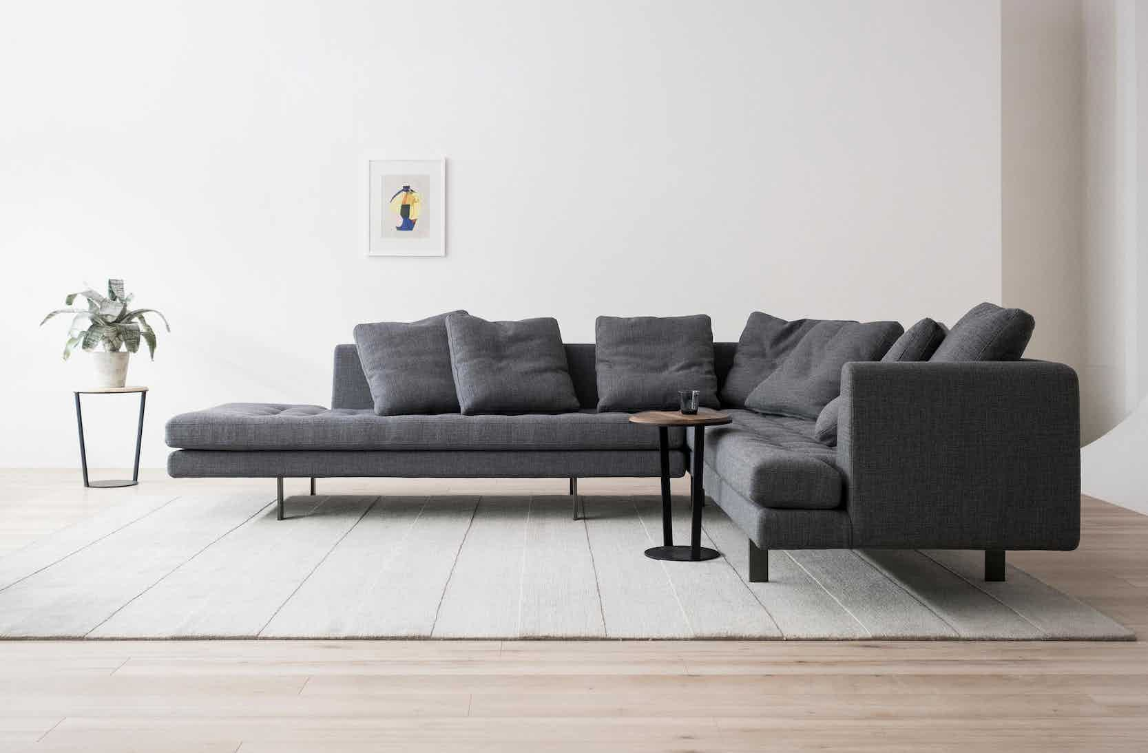 Edward Sectional Sofa by Bensen, now available at Haute Living