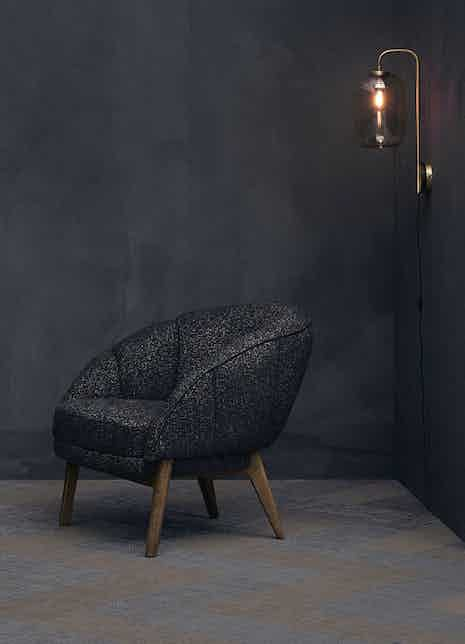Betty Armchair by Bolia, now available at Haute Living